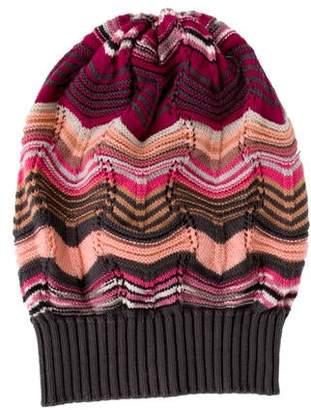 Missoni Wool Patterned Beanie