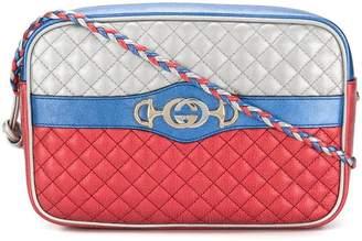 f07fb3bb977 Gucci Blue Top Zip Handbags - ShopStyle