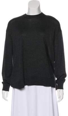 Celine Wool-Blend Long Sleeve Sweater