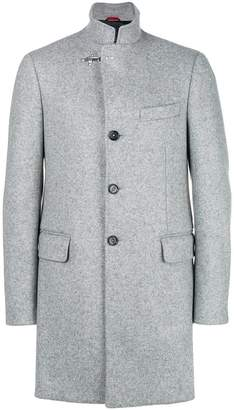 Fay single-breasted coat