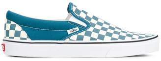 Vans Color Theory checkerboard sneakers
