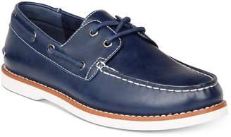 Unlisted by Kenneth Cole Men's Santon Boat Shoes Men's Shoes