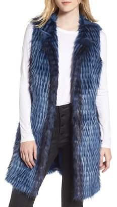 HEURUEH Dion Faux Fur Vest