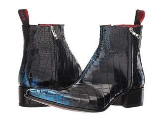 Jeffery West Rochester Dodger Double Zip Boot