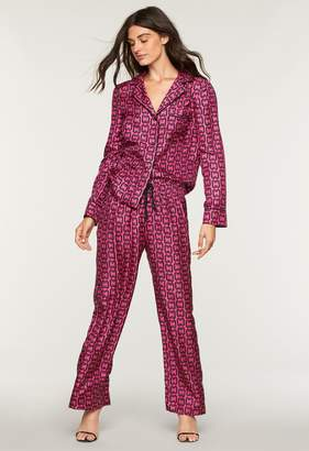MillyMilly Chain Print Pajama Pant