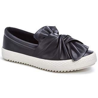 Sugar Women's Gonzo Knot Bow Memory Foam Fashion Sneaker