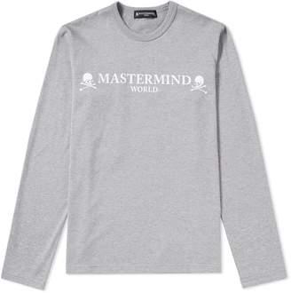 Mastermind World MASTERMIND WORLD Long Sleeve Logo Tee