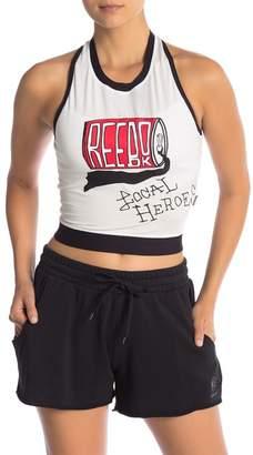 Reebok Areta Logo Sports Bra