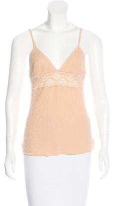 Dolce & Gabbana Sleeveless Knit Top