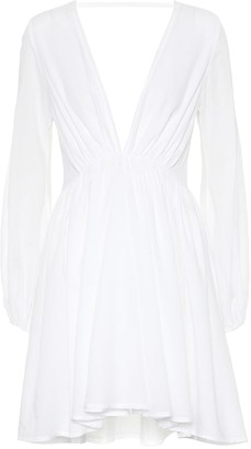 Kalita Exclusive to Mytheresa Aphrodite Day cotton minidress