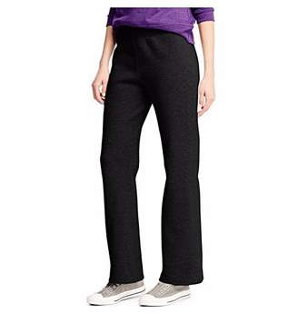 Hanes Womens ComfortBlend Fleece Sweatpants
