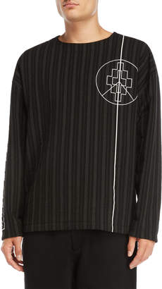 Marcelo Burlon County of Milan Shotel Crew Neck Padded Top