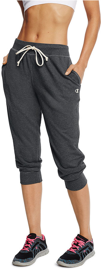 Champion French Terry Jogger Capris