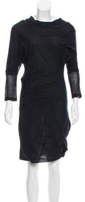 Calvin Klein Collection Midi Knit Dress w/ Tags