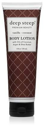 Deep Steep Vanilla Coconut Body Lotion - 8 fl oz