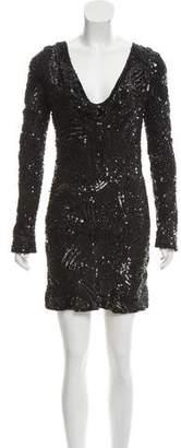 Antik Batik Dinah U Sequined Dress