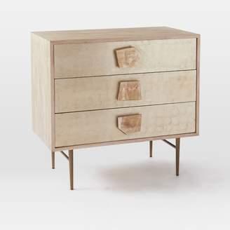 west elm Roar + Rabbit Jeweled 3-Drawer Dresser