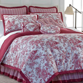 Asstd National Brand Toile Garden Comforter Set