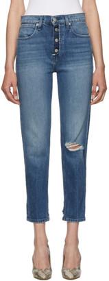 Frame Blue Le Pegged Jean