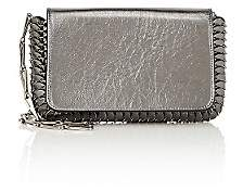 Paco Rabanne Women's 14#01 Chain Mail Mini Crossbody - Gunmetal