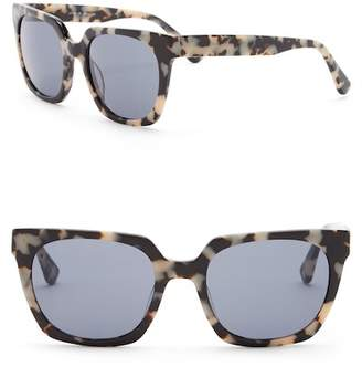 Joe's Jeans 55mm Retro Sunglasses