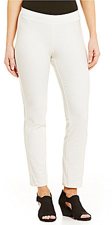 Eileen Fisher Petite Slim Ankle Pants