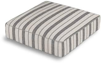 Loom Decor Box Floor Pillow Farm to Table - Ash