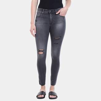 AG Jeans Farrah Ankle Skinny Jean in 8 Years Eroded