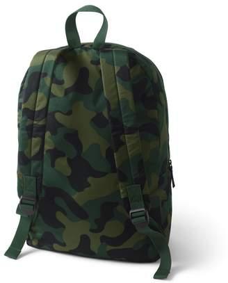 Lands' End Green Packable Backpack