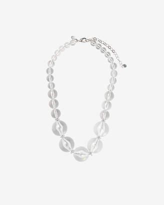 Express Graduated Ball Necklace
