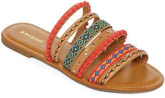 Bamboo Festival 03s Womens Flat Sandals $30 thestylecure.com