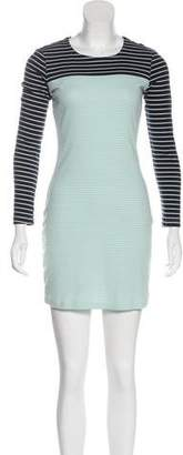 Opening Ceremony Mini Stripe Dress