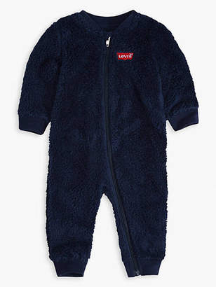 Levi's Baby 12-24M Sherpa Coverall