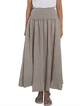 Zimmermann Melody Flare Skirt