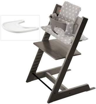 Stokke 'Tripp Trapp(R)' Chair, Baby Set, Cushion & Tray Set