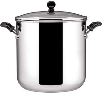 Farberware Classic Series 11-qt. Stainless Steel Stock Pot with Lid