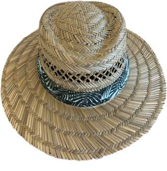 George STRAW WINSTON HAT