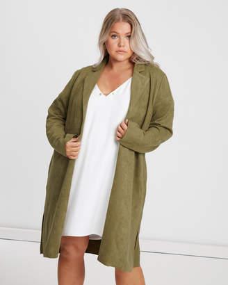 Niamh Suede Coat