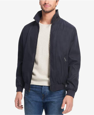 Weatherproof Men's Big & Tall Lightweight Full-Zip Bomber Jacket