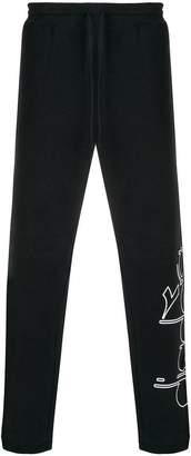 Diadora activewear trousers