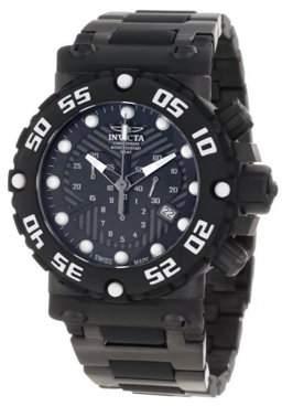 Invicta Men's Subaqua Nitro Diver Chronograph Analog Watch - Black - 10046