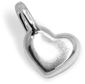 "Alex Woo Mini Additions"" 14k Yellow Heart Charm"
