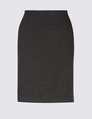 Marks and Spencer Jersey A-Line Mini Skirt