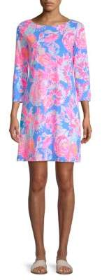 Lilly Pulitzer Noelle Floral-Print Dress