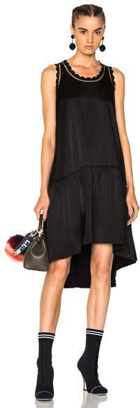 Fendi Sleeveless Mini Dress