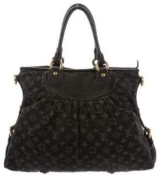 Louis Vuitton Denim Neo Cabby GM