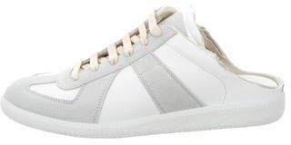 Maison Margiela Replica Sneaker Mules w/ Tags $225 thestylecure.com