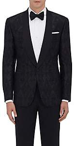 Ralph Lauren Purple Label MEN'S ANTHONY SILK-CASHMERE ONE-BUTTON TUXEDO JACKET