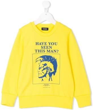 Diesel Saken sweatshirt