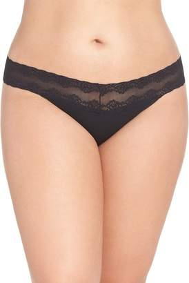 Natori Bliss Perfection Thong (Plus Size)